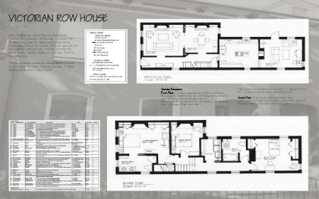Interior Design Plans Specifications