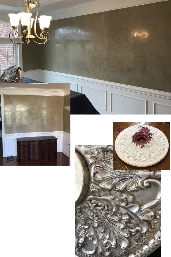 Specialty Paint Finishes
