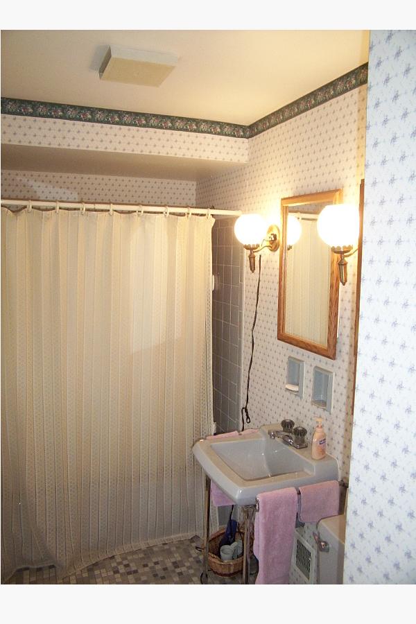 Bathroom Interior Design Before