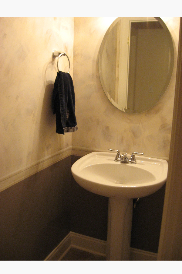 Interior Bathroom Design After