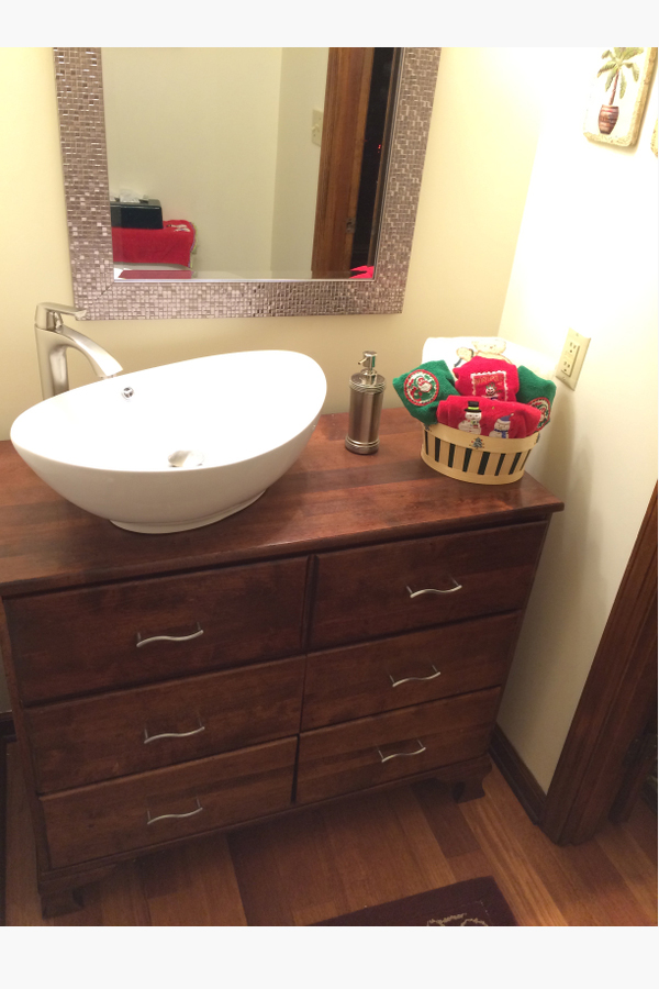 Interior Design Bathroom After