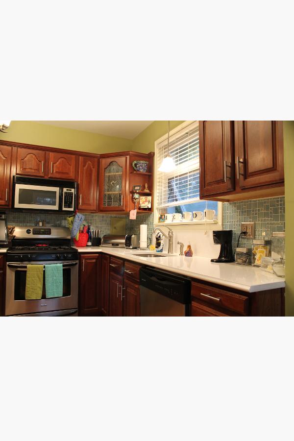 Interior Kitchen Design After