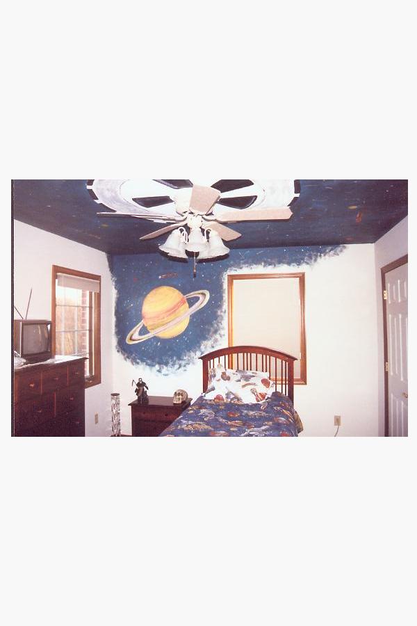 Kids Bedroom Decor After