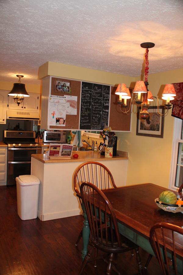 Kitchen Interior Design After