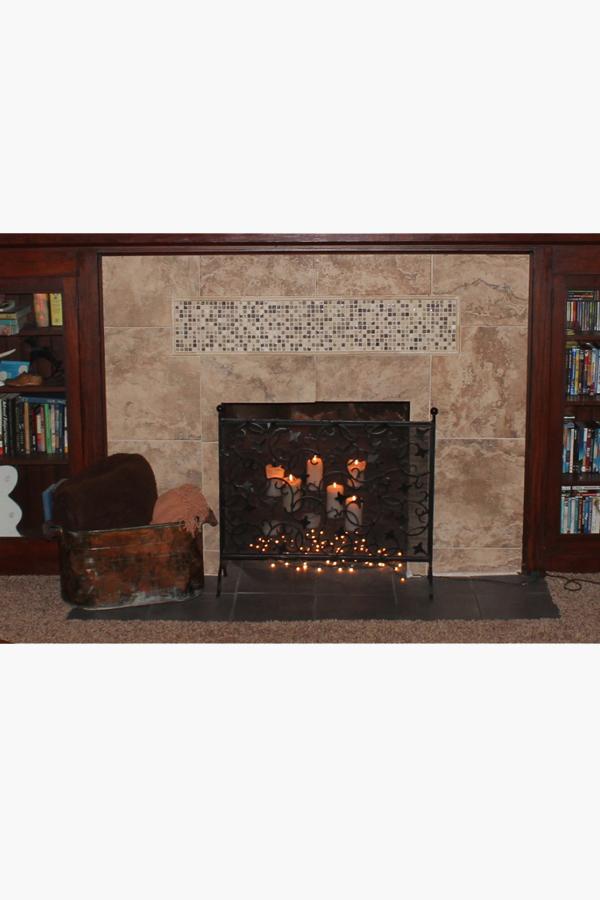Living Room Interior Design After